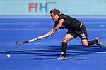 Aidan Sarikaya during the Pro League Hockey match between the Blacksticks men and the Argentina, Nga Punawai, Christchurch, New Zealand, Sunday 1 March 2020. Photo: Simon Watts/www.bwmedia.co.nz