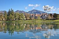 Photos of Rancho Santa Margarita Lake, Orange County California