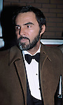 Burt Reynolds attending a party at the Russian Tea Room on December 1, 1988 in New York City.