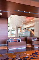 Downtown, Los Angeles, CA, JW Marriott, Hotel, Interior, High dynamic range imaging (HDRI or HDR)