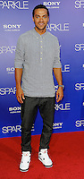 Jesse Williams, Red carpet at The Premiere of Sparkle at Graumans Chinese Theatre in Hollywood California.. /NOrtePHOTO.COM<br />