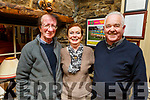 Flor O'Mahoney, Margaret and Pa Lynch enjoying night out in the Brogue Inn on Saturday