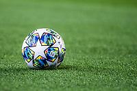 27th November 2019; Camp Nou, Barcelona, Catalonia, Spain; UEFA Champions League Football, Barcelona versus Borussia Dortmund; UEFA Champions League ball - Editorial Use