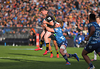 during the Super Rugby Aotearoa match between the Blues and Chiefs at Eden Park in Auckland, New Zealand on Sunday, 26 July 2020. Photo: Dave Lintott / lintottphoto.co.nz