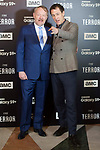 British actors Jared Harris and Tobias Menzies attends to presentation of the new AMC Series 'The Terror' in Madrid , Spain. March 19, 2018. (ALTERPHOTOS/Borja B.Hojas)