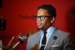 D.L. Hughley attends the 72nd Annual Peabody Awards at The Waldorf-Astoria, on May 20, 2013 in New York City.