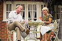 London, UK. 17.05.13. RELATIVELY SPEAKING, by Alan Ayckbourn, directed by Lindsay Posner, opens at the Wyndham's Theatre. The cast is: Felicity Kendal ( Sheila), Kara Tointon (Ginny), Jonathan Coy (Philip) and Max Bennett (Greg). Photograph © Jane Hobson.