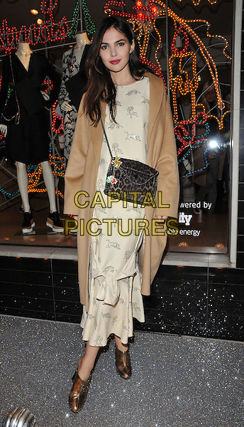 Doina Ciobanu attends the Stella McCartney 2015 Christmas Lights switch on party, Stella McCartney boutique, Bruton Street, London, England, UK, on Wednesday 25 November 2015.<br /> CAP/CAN<br /> &copy;CAN/Capital Pictures