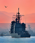 USS CHANCELLORSVILLE (CG-62)