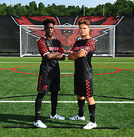 UHart MSoccer Photo Day 8/11/2017