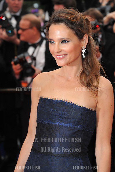 "Virginie Ledoyen at the gala premiere of ""Young & Beautiful"" (""Jeune & Jolie"") in competition at the 66th Festival de Cannes..May 16, 2013  Cannes, France.Picture: Paul Smith / Featureflash"