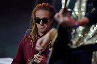 Tunes Of I performing at Jim Beam Homegrown, Wellington Waterfront, New Zealand on Saturday 7 April 2018.<br /> Photo by Masanori Udagawa. <br /> www.photowellington.photoshelter.com