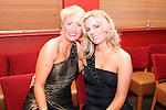 Michelle Kinsella with Lisa Prendergast at her 40th in Harrys...(Photo credit should read Jenny Matthews www.newsfile.ie)....This Picture has been sent you under the conditions enclosed by:.Newsfile Ltd..The Studio,.Millmount Abbey,.Drogheda,.Co Meath..Ireland..Tel: +353(0)41-9871240.Fax: +353(0)41-9871260.GSM: +353(0)86-2500958.email: pictures@newsfile.ie.www.newsfile.ie.