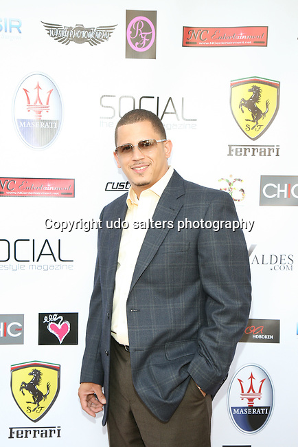 Ferrari Maserati of Central New Jersey' Stalin Ramirez Attends Metropolitan Bikini Fashion Weekend 2013 Held at BOA Sponsored by Social Magazine, Maserati and Ferrari, Hoboken NJ