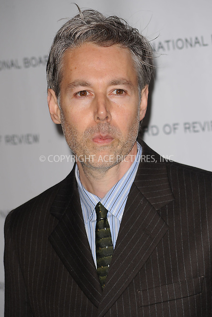 WWW.ACEPIXS.COM . . . . . ....January 12 2010, New York City....Musician Adam Yauch arriving at the National Board of Review of Motion Pictures Awards gala at Cipriani 42nd Street on January 12, 2010 in New York City.....Please byline: KRISTIN CALLAHAN - ACEPIXS.COM.. . . . . . ..Ace Pictures, Inc:  ..(212) 243-8787 or (646) 679 0430..e-mail: picturedesk@acepixs.com..web: http://www.acepixs.com