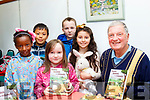 Bunny Fun<br /> ---------------<br /> Joe Enright from Tralee launched his new book, Alanah Rabbit&amp;Friends at the the local library last Saturday afternoon and with him were L-R Dibora&amp;Bao Foley with Conor, Soirse&amp;Zyana Daly all from Tralee.