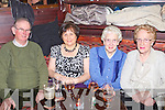 TWIN TOWNS: Enjoying the New Year's party and Tralee twin town Westlake, Ohio bicentenary celebrations at the Meadowlands hotel, Tralee on Friday l-r: John and Maureen Hartigan and Joan Lowe and Ellen Higgins..