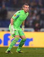 FUSSBALL   EUROPA LEAGUE   SAISON 2012/2013   22.11.2012 Lazio Rom - Tottenham Hotspur FC  Federico Marchetti (Lazio Rom)
