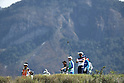 (L-R)  Hisashi Fukuda, Yuta Ikeda (JPN), <br /> AUGUST 11, 2016 - Golf : <br /> Men's Individual Stroke Play First Round <br /> at Olympic Golf Course <br /> during the Rio 2016 Olympic Games in Rio de Janeiro, Brazil. <br /> (Photo by Koji Aoki/AFLO SPORT)