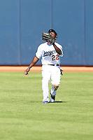 Trayvon Robinson - Peoria Javelinas, 2009 Arizona Fall League.Photo by:  Bill Mitchell/Four Seam Images..