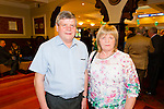 Pictured at the Knocktoosh School Reunion held at the Devon Inn Hotel on Sunday was L-R: Jim and Nora O'Doherty, Newmarket.