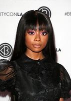 10 August 2019 - Los Angeles, California - Skai Jackson. Beautycon Festival Los Angeles 2019 - Day 1 held at Los Angeles Convention Center.  <br /> CAP/ADM/FS<br /> ©FS/ADM/Capital Pictures