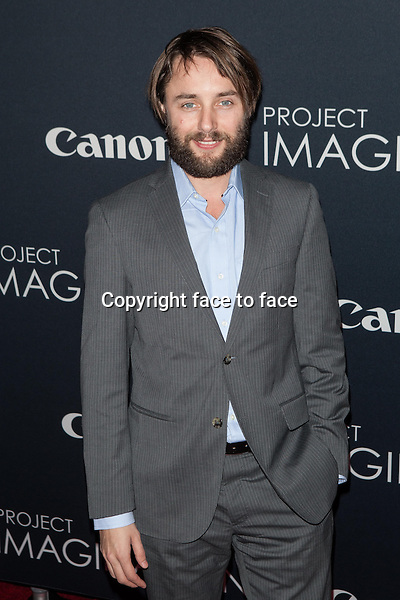 NEW YORK, NY - OCTOBER 24, 2013: Vincent Katheiser attends the Premiere Of Canon's Project Imaginat10n Film Festival at Alice Tully Hall on October 24, 2013 in New York City. <br /> Credit: MediaPunch/face to face<br /> - Germany, Austria, Switzerland, Eastern Europe, Australia, UK, USA, Taiwan, Singapore, China, Malaysia, Thailand, Sweden, Estonia, Latvia and Lithuania rights only -