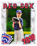 15 May 2010: Action Photos of the Burlington American Little League Red Sox Minors at Calahan Park in Burlington, Vermont. Mandatory Credit: Ed Wolfstein Photo