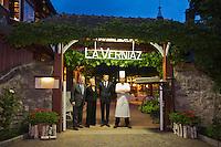 Europe/France/Rhône-Alpes/74/Haute Savoie/ Evian: Hôtel-Restaurant : La Verniaz, Les Verdier et leur chef