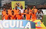 Envigado igualó 2-2 (2-3) ante Independiente Santa Fe. Octavos de final Copa Águila 2018.