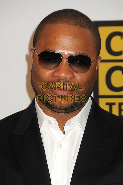 Xzibit ( Alvvin Joiner).1st Annual Critics' Choice Television Awards held at The Beverly Hills Hotel, Beverly Hills, California, USA, .20th June 2011..portrait headshot sunglasses white shirt .CAP/ADM/BP.©Byron Purvis/AdMedia/Capital Pictures.