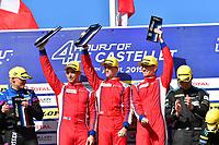 #51 LUZICH RACING (CHE) FERRARI F488 GTE LMGTE ALESSANDRO PIER GUIDI (ITA) NICKLAS NIELSEN (DNK) FABIEN LAVERGNE (FRA) WINNER LMGTE