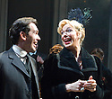 A Little Night Music,Music and Lyrics by Stephen Sondheim,Book by Hugh Wheeler, directed by Trevor Nunn. With Hannah Waddingham as Desire, Lynden Edwards as Mr Lindquist.Opens at The Mernier Chocolate Factory Theatre on 3/12/08. CREDIT Geraint Lewis
