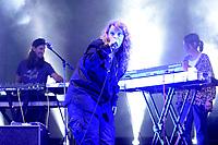 Kate Tempest live auf dem 20. Melt! Festival 2017 auf der Halbinsel Ferropolis. Gräfenhainchen, 14.07.2017