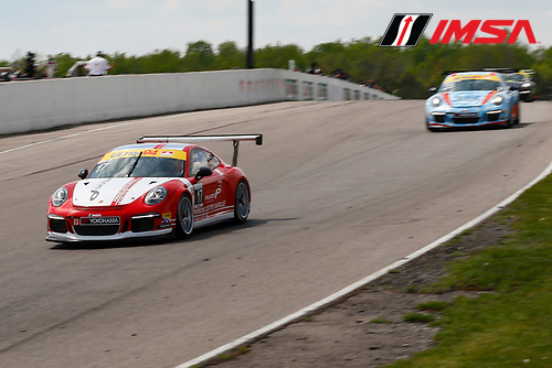 20-22 May 2016, Bowmanville, Ontario, Canada <br /> 17, Daniel Morad, Platinum, 2016 Porsche<br /> &copy;2016, Jake Galstad<br /> LAT Photo USA