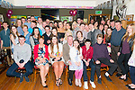 Nicole Coffey from Beaufort celebrated her 21st birthday surrounded by family and friends in the Sportsman Bar, Killarney last Saturday night.
