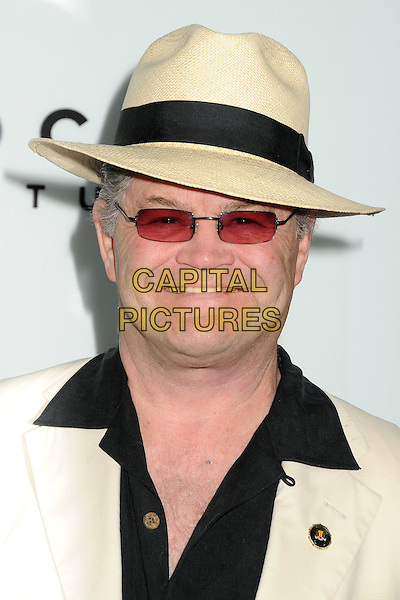 Micky Dolenz  <br /> 'The World's End'Los Angeles Premiere held at the Cinerama Dome, Hollywood, California, USA.<br /> August 21st, 2013<br /> headshot portrait white suit jacket black suit white hat sunglasses shades red tinted glasses  <br /> CAP/ADM/BP<br /> &copy;Byron Purvis/AdMedia/Capital Pictures