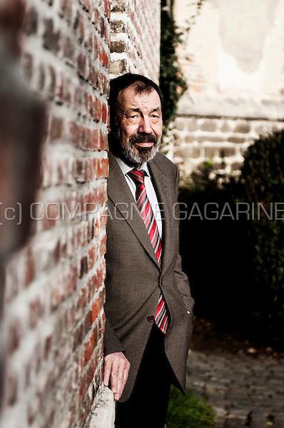 Jean-Jacques Cassiman, Belgian professor and researcher specialised in human genetics (Belgium, 20/11/2012)