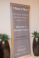Memorial Hermann Foundation Heroes in Health reception at the Hanover Post Oak