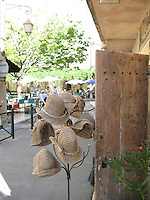 Straw Hats, Provence