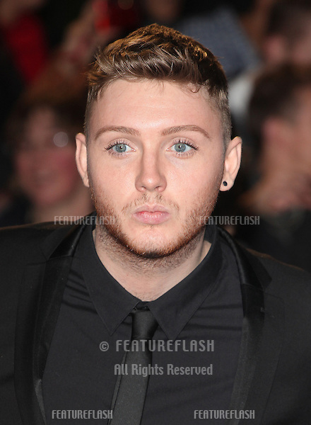 James Arthur from X Factor arriving for the Royal World Premiere of 'Skyfall' at Royal Albert Hall, London. 23/10/2012 Picture by: Alexandra Glen / Featureflash