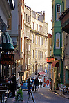 Galata Tower - Called Christea Turris (the Tower of Christ in Latin) by the Genoese