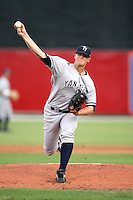 August 13, 2008: Ryan Pope (20) of the Tampa Yankees at Ed Smith Stadium in Sarasota, FL. Photo by: Chris Proctor/Four Seam Images
