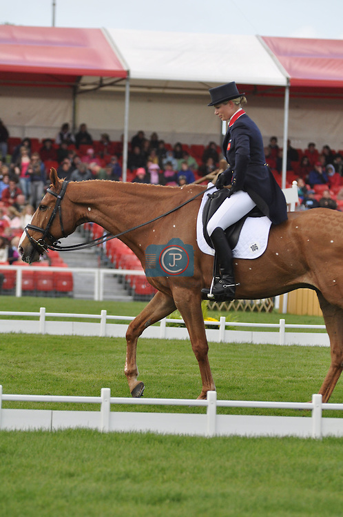 A selection of images of Zara Phillips