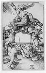 The witch, Albrecht Dürer, 1498 - 1502