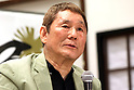 Takeshi Kitano becomes honorary advisor of cultural festival Edomachi Taito Geirakusai