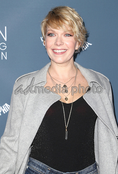 "03 January 2017 - Los Angeles, California - Mary Elizabeth Ellis. Premiere Of FXX'""It's Always Sunny In Philadelphia"" Season 12 And ""Man Seeking Woman"" Season 3 held at Fox Bruin Theatre. Photo Credit: F. Sadou/AdMedia"