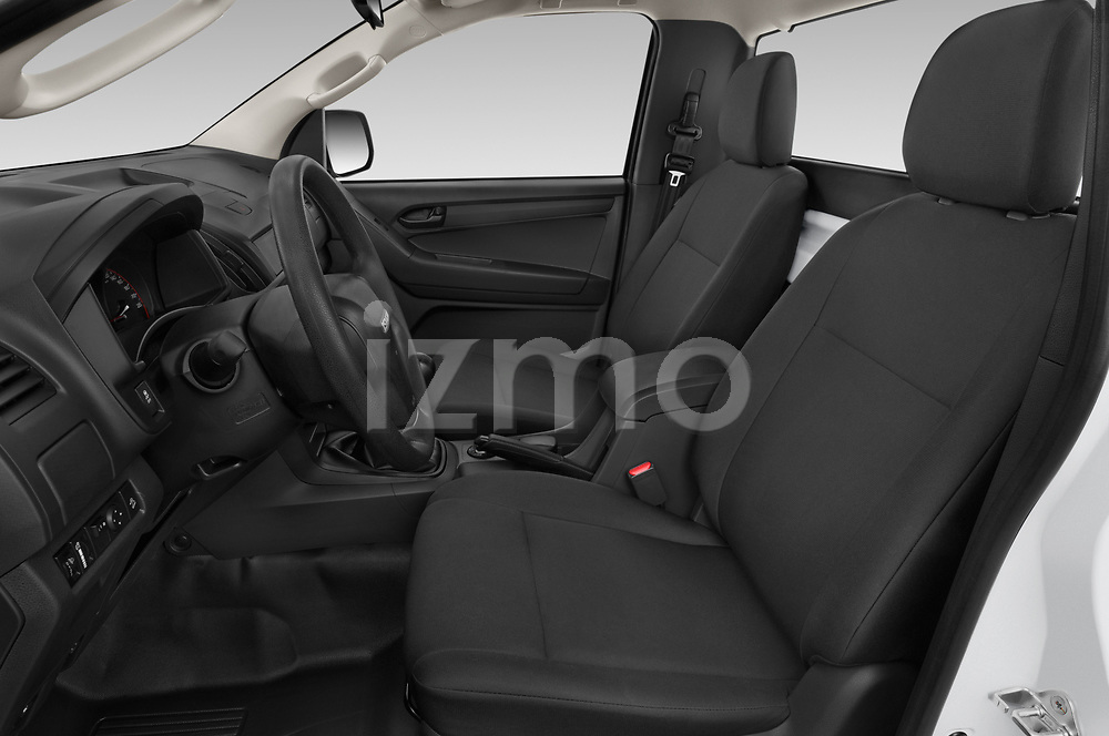 Front seat view of 2019 Isuzu D-Max LT 2 Door Pick-up Front Seat  car photos