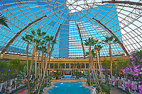A- Harrah's Resort Domed Pool & Interior, Atlantic City, NJ 9 13