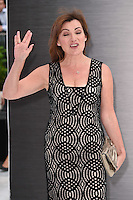 "Lorraine Kelly<br /> arrives for the ""Star Trek Beyond"" premiere at the Empire Leicester Square, London.<br /> <br /> <br /> ©Ash Knotek  D3140  12/07/2016"